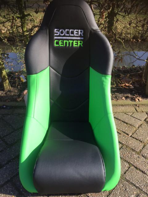 Dug-out stoelen